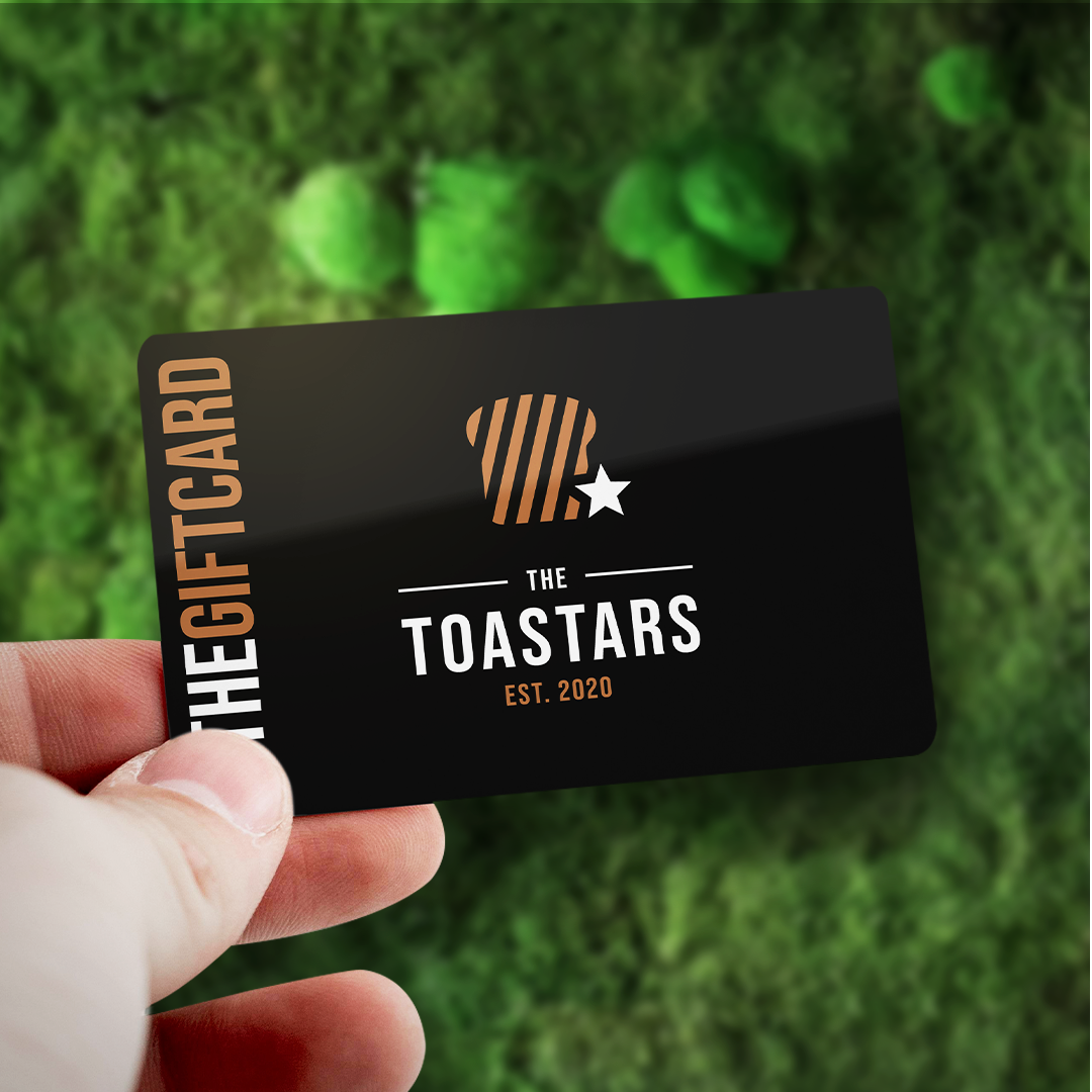Toastars - Toasteria Innsbruck Gutscheinkarte